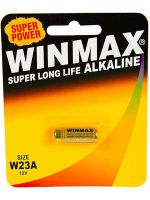 Winmax 23A C1 Alarm Battery: 1 Pack - 12 Packs/Carton